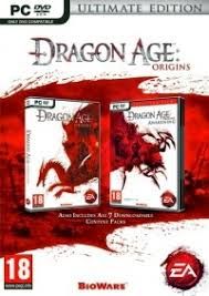 Dragon Age: Дилогия / Dragon Age: Dilogy (2009-2011)