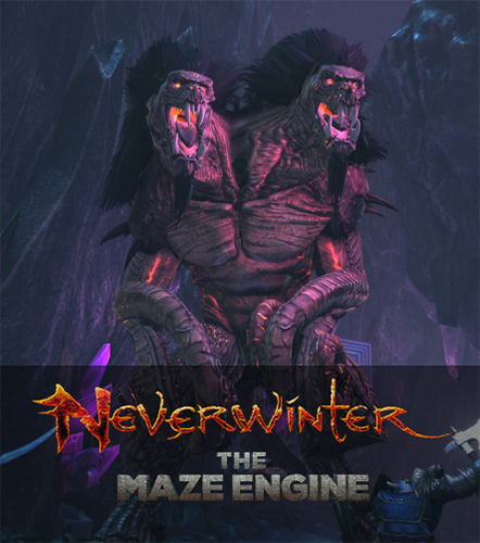 Neverwinter: The Maze Engine [NW.60.20160307a.4] (2014) PC | Online-only