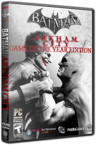 Batman: Arkham City - Game of the Year Edition (2012)