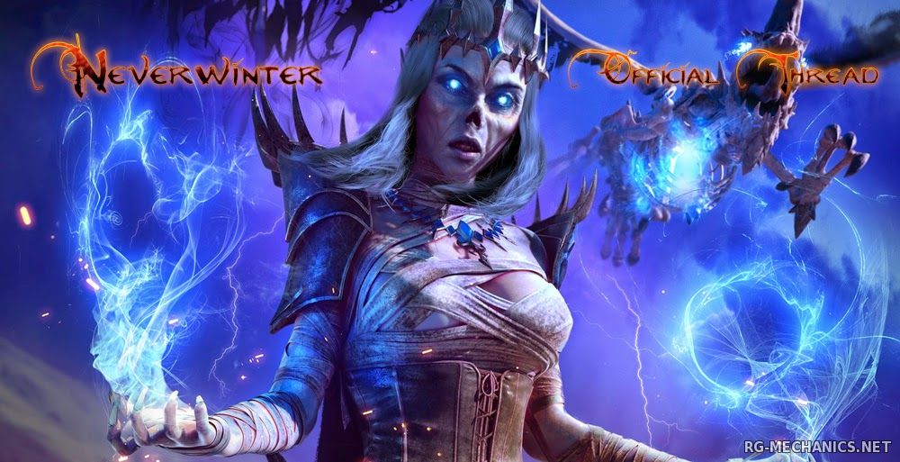 Скриншот к игре Neverwinter: The Maze Engine [NW.60.20160307a.4] (2014) PC | Online-only