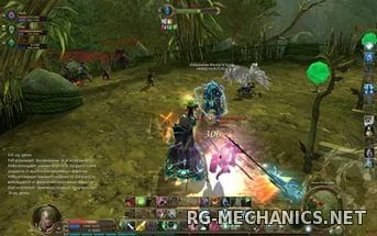 Скриншот к игре Aion [5.0.1209.32] (2009) PC | Online-only