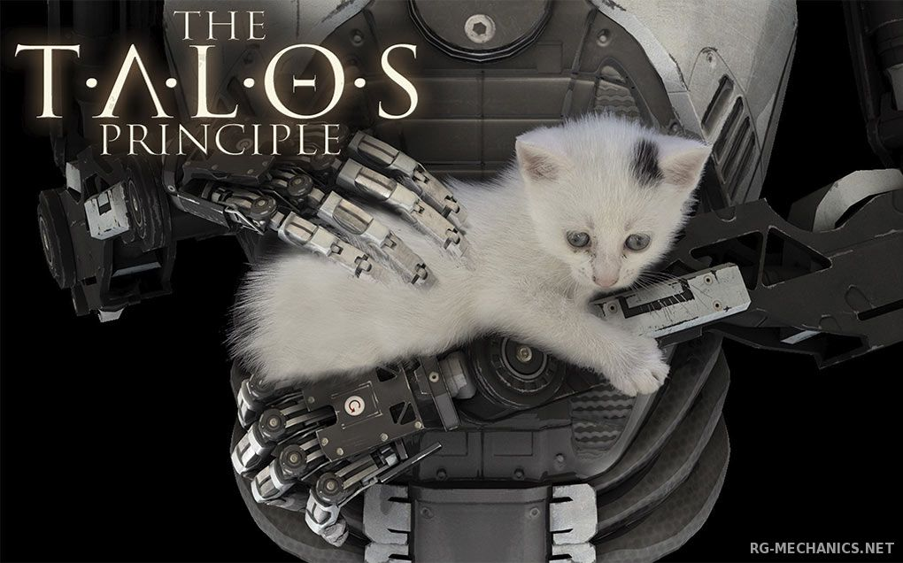 Скриншот 1 к игре The Talos Principle: Gold Edition [v 326589 + DLCs] (2014) PC | RePack от R.G. Механики