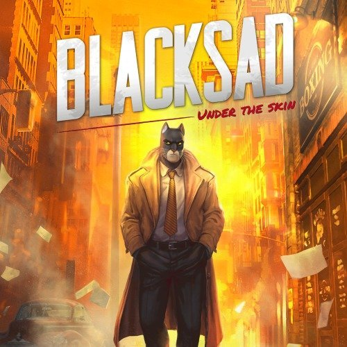 Blacksad: Under the Skin [v1.0.5] (2019) (2019)
