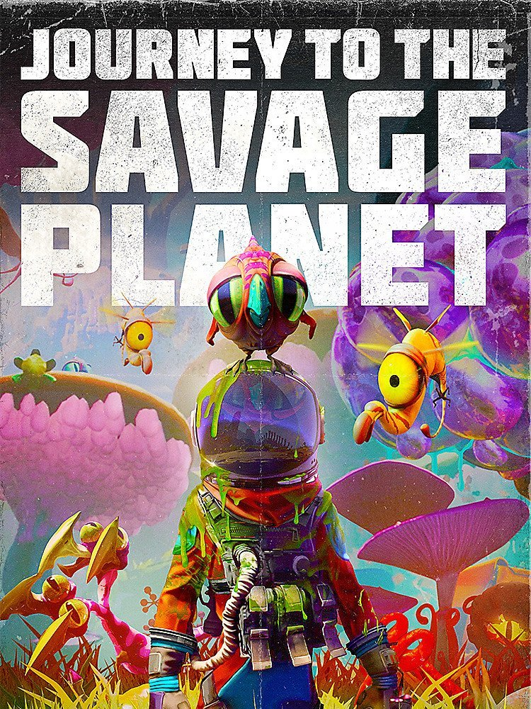 Journey to the Savage Planet (v 53043+DLC) (2020) RePack от R.G. Механики (2020)