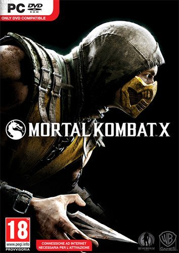 Mortal Kombat X [Update 20] (2015)