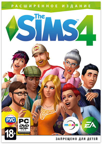 The Sims 4: Deluxe Edition [v 1.65.70.1020 (x64) / 1.65.70.1020 (x32) + DLC] RePack от R.G. Механики (2014)