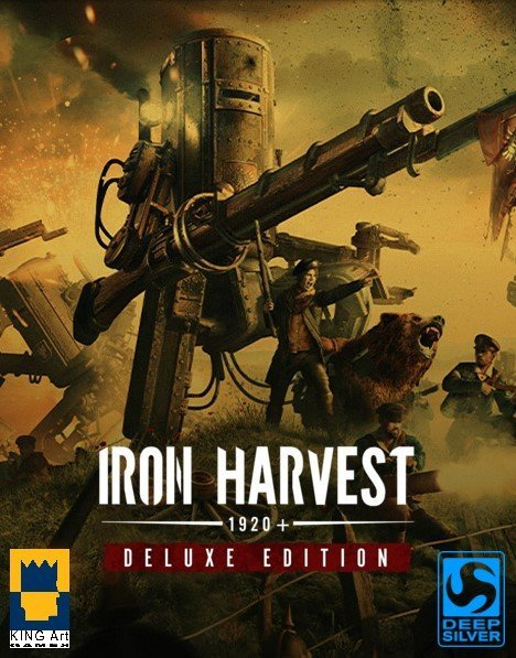 Iron Harvest (v.1.1.0.1916 rev 43270 (43500) +DLC) (2020) RePack от R.G. Механики (2020)