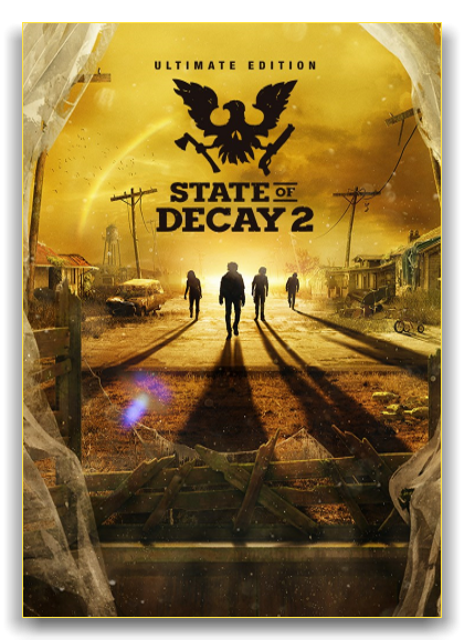 State of Decay 2 Juggernaut Edition [1.0 build 406879 Update 21.1+DLC] (2020) (2020)