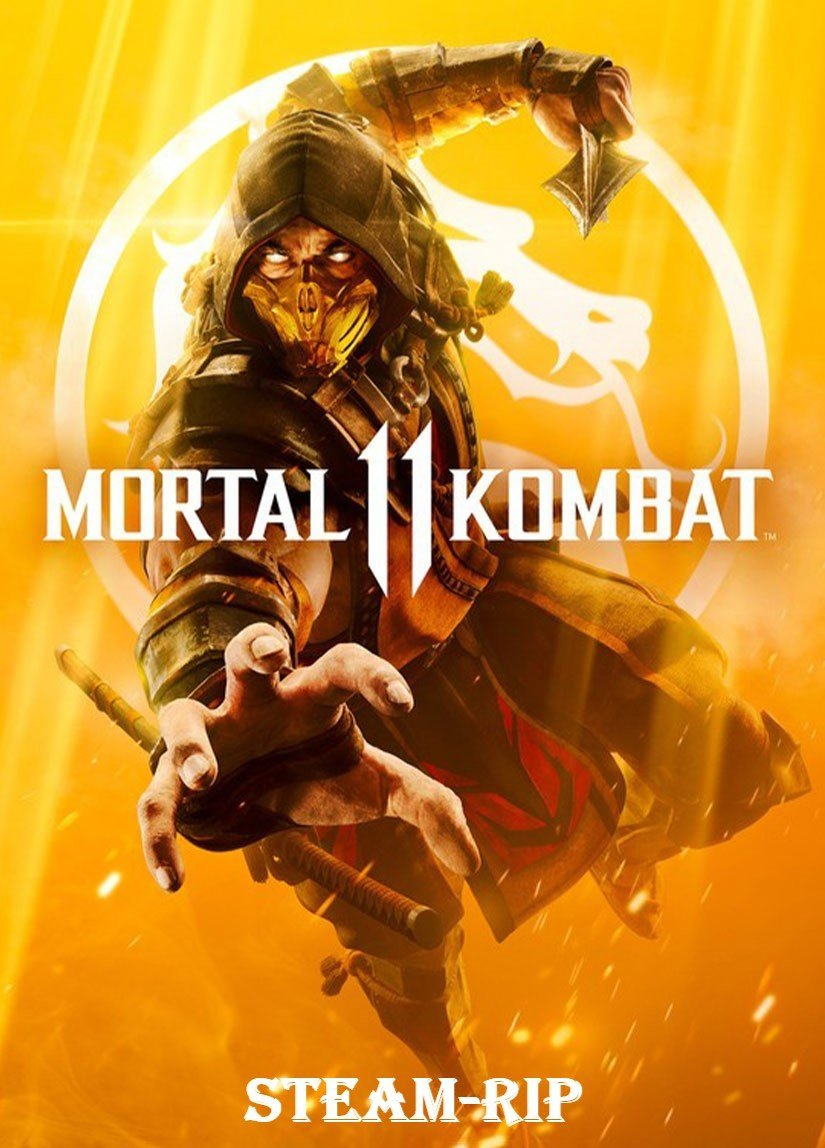 Mortal Kombat 11 Premium Edition [Steam-Rip] (2019)