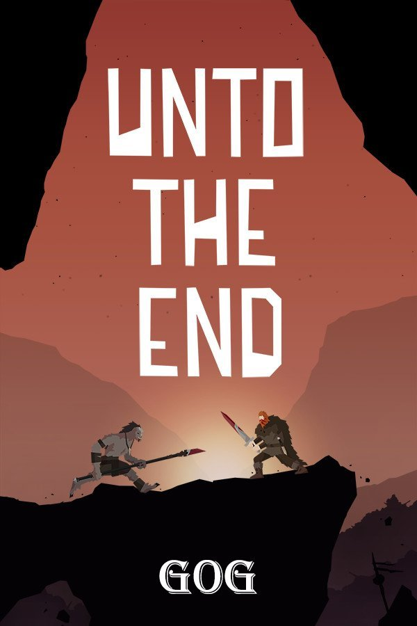 Обложка к игре Unto The End v.1.5 [GOG] (2020) Лицензия