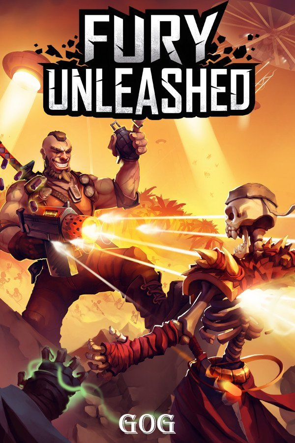 Fury Unleashed v.1.7.0.2 [GOG] (2020)